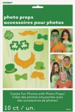 10 Accessoires pour photos Saint Patrick