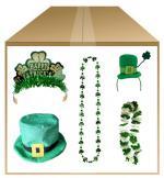Chapeaux colliers Saint Patrick pour 50 personnes