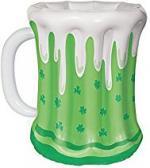 Décoration Chope de Bière Saint Patrick