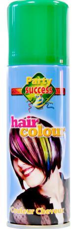 Déguisements Spray cheveux couleur vert