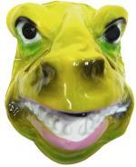 Masque dinosaure tyrannosaure plastique