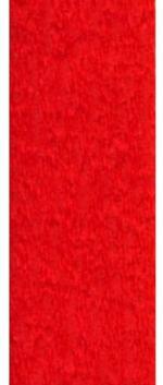 Papier crépon rouge 0.50 x 2 m
