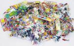 Assortiment 500 jouets pêche à la ligne