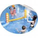 Jeu de volley ball piscine