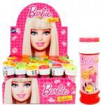 Bulle de savon + jeu de patience Barbie