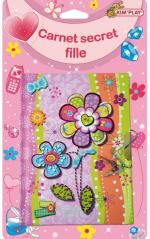 Carnet secret filles
