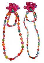Bracelet et collier perles enfant