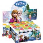 Bulle savon + jeu de patience Elsa reine des neiges