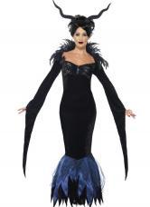costume lady raven