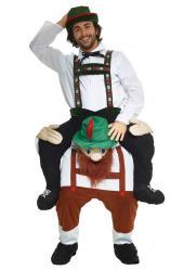 Costume à dos de Bavarois adulte pas cher