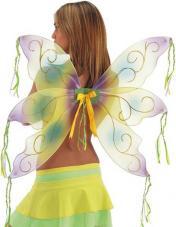 ailes de papillon fil dore
