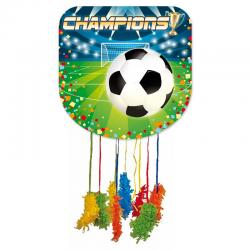 Pinata football pour anniversaire foot