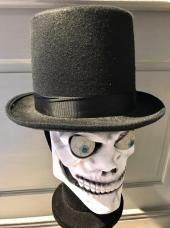 masque squelette halloween