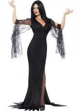 costume robe femme gothique