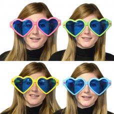 lunettes coeur geants