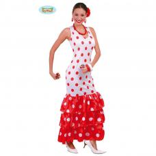 costume danseuse flamenco