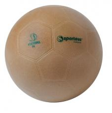 ballon imitation football ecologique t4