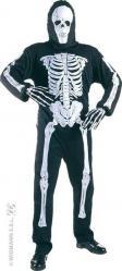 Déguisement squelette adulte pas cher