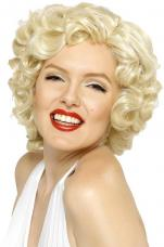 perruque marylin courte