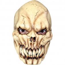masque tete de mort terrifiante