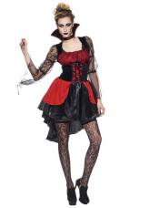 costume vampiresse amalia