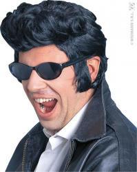 Perruque Elvis pas cher