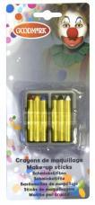 boite de 6 crayons gras pas cher