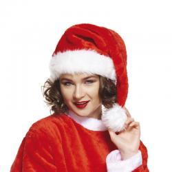 Bonnet de Noël en Peluche pas cher