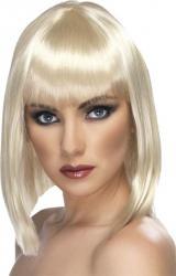 Perruque Femme Blonde Glam pas cher