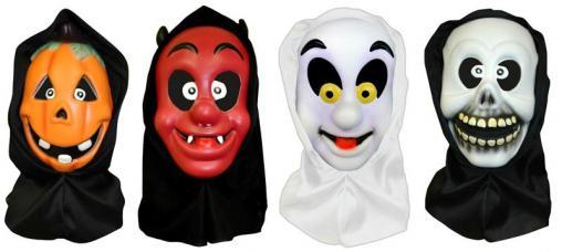 masque halloween enfant rigolo
