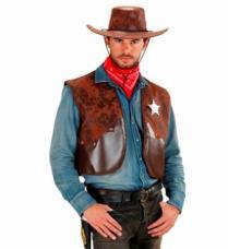 gilet de cowboy luxe