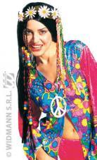 couronne hippie fleurie
