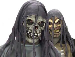 masque tete de mort horreur