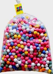 Sachet de 1000 Boules Dancing pas cher