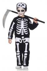 costume petit squelette combinaison