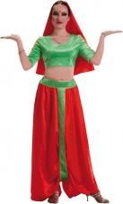 deguisement hindou femme