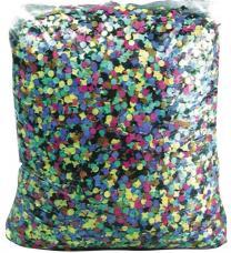 confettis multicolores dépoussiérés 100 g