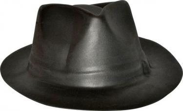 chapeau gangster eva noir