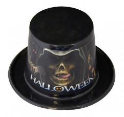 chapeau haut de forme halloween