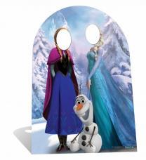 passe tete la reine des neiges pour enfant