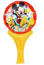 ballon cornet mickey mouse