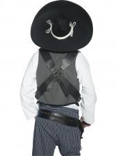 sombrero mexicain authentique western