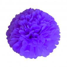 pompom violet