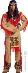 Déguisement indien Sitting Bull homme pas cher