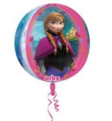 Ballon Anna la reine des neiges pas cher