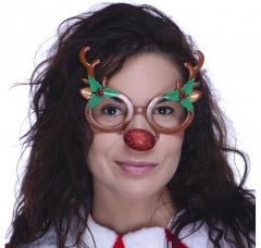 lunettes renne sans verre