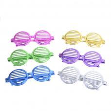 lunettes spirale couleurs