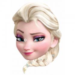 Masque Elsa Reine Des Neiges pas cher