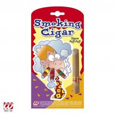 cigare fumant