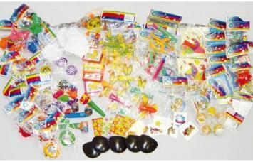 Sac 100 jouets pour kermesse